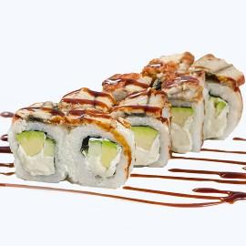 Unagi Hot Maki (8gab)